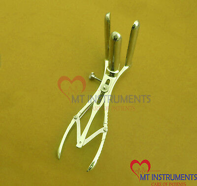 10 Pieces Set Mathieu Rectal Speculum Gynecological Urology Surgical Instruments
