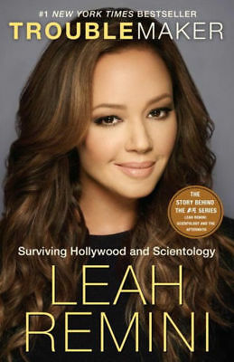 Troublemaker by Leah Remini and Rebecca Paley (eBooks, 2016)