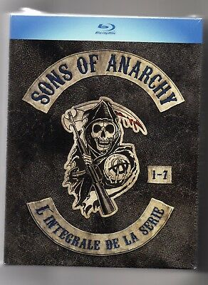 Sons of Anarchy - The Complete Series - Blu-ray Box Set - NEW/SEALED- Reg. ABC