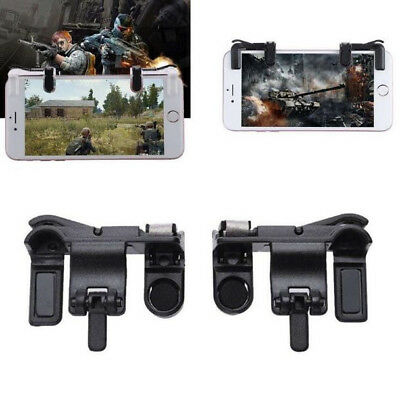 1pair L1R1 Shooter Controller Mobile Phone Game Fire Button Trigger Handle PUBG