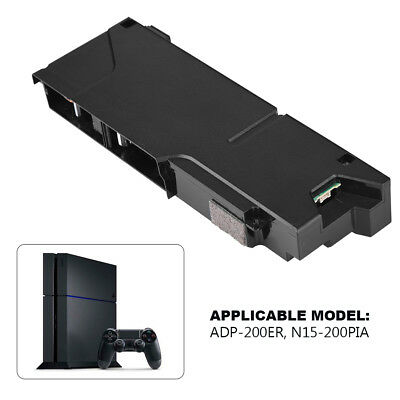 Bloc d'alimentation 4 Broches ADP-200ER Remplacement Pour Sony Playstation 4 PS4