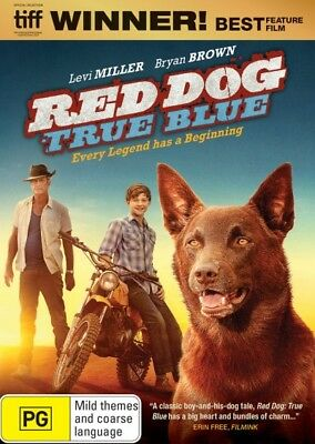 Red Dog: True Blue [Region 4] - DVD - New - Free Shipping.