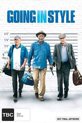 Going In Style  [Region 4] - DVD - New - Free Shipping.