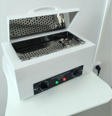 New Nv-210 Dry Heat Sterilizer Cabinet Medical Dental Lab Vet Tattoo Autoclave