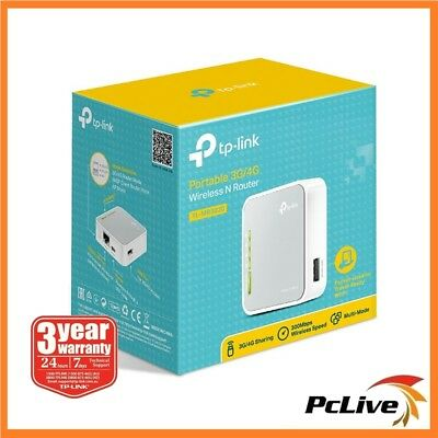 TP-Link TL-MR3020 Wireless 150Mbps Portable 3G 4G Router WIFI Access Point USB