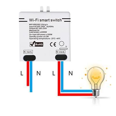 DIY Home Wireless Wifi Smart Switch Hub/Wink Compatible Remote Control Device