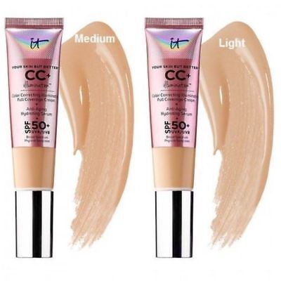 It Cosmetics Your Skin But Better CC Cream SPF 50+ 1.08Oz/32mL