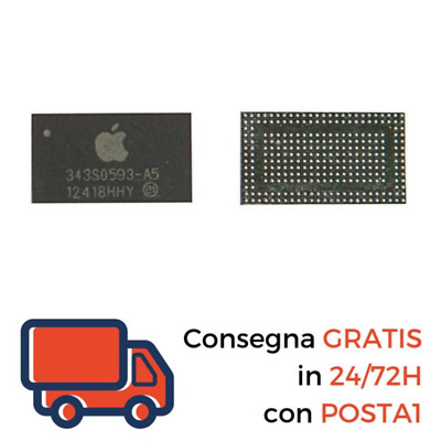 343S0593-A5 IPAD MINI IC Chip POWER MANAGER IPAD MINI NUOVO ORIGINALE