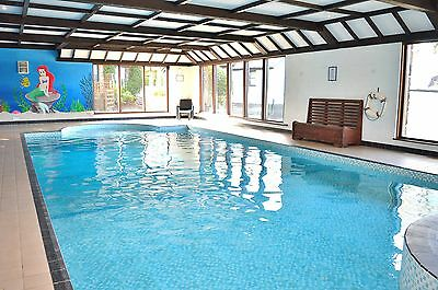Devon Holiday Cottage Indoor Pool, Last Minute Availability Special Offers