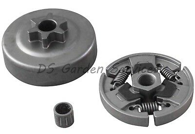 Sprocket Clutch & Bearing 6T 3/8 Pitch - Fits STIHL 018 ms180 & ms181 Chainsaws