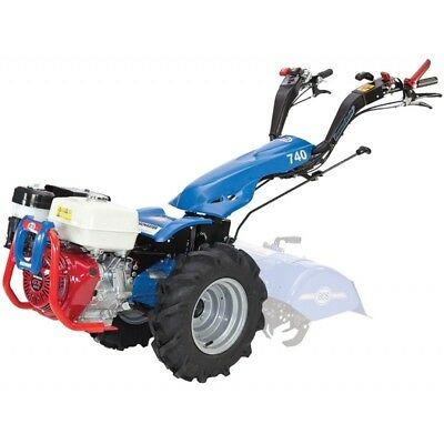 """BCS 740 Petrol GX390 Two Wheeled Tractor with 32"""" Rotovator (EX-DEMO)"""