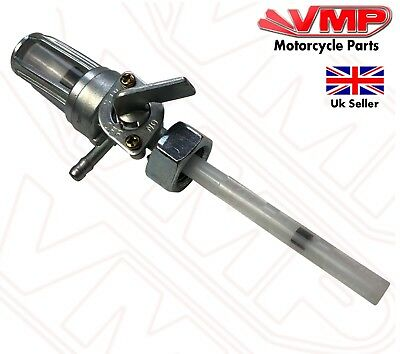New Yamaha TY175 TY250 Fuel Petrol Fuel Tap with Reserve 16mm Bowl