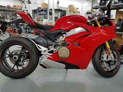 Ducati PANIGALE V4 S 2018 68 PLATE ONLY 580 MILES