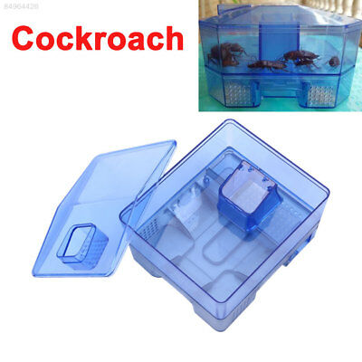 8C7E 3 Doors Pest Control Cockroach Trap Catcher Pesticide Kitchen Essentiaals