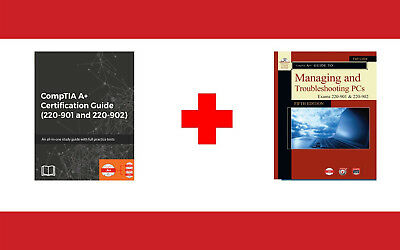 CompTIA A+ Cert Guide(220-901&220-902)+Guide to Managing and Troubleshooting PCs