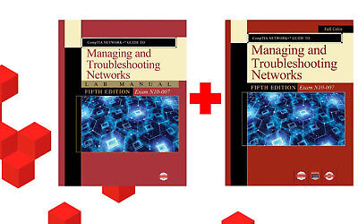 CompTIA N+ N10-007PDFGuide to Managing and Troubleshooting Networks + Lab Manual
