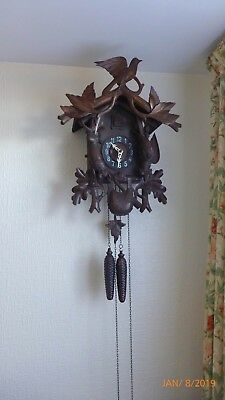 30 hour Black Forest cuckoo clock