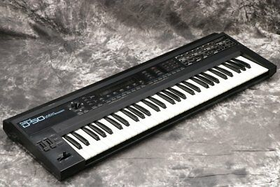 Roland D-50 Synthesizer With Semi-Hard Case