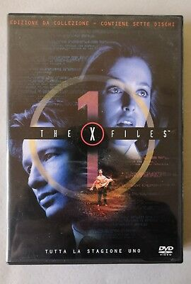 X Files Stagione 1 DVD