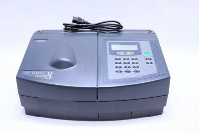 Spectronic Unicam Genesys 8 P/n 335802-000 Spectrophotometer