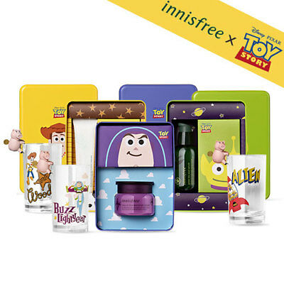 [Innisfree x Toy Story] Toy Story Box (Serum / Cica Balm / Orchid Enriche Cream)