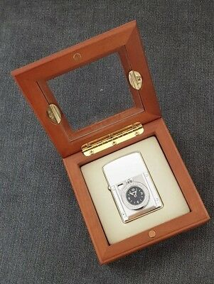 """ZIPPO Limited Edition"""" Time Lite"""" Watch Lighter (EXTREMELY RARE)"""