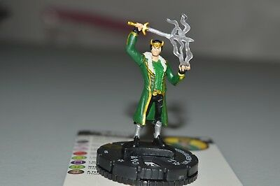 Marvel Heroclix The Mighty Thor Loki, Agent of Asgard Super Rare 050