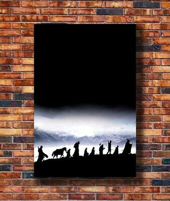 T2796 Poster THE LORD OF THE RINGS Movie RARE ART Gandalf The Hobbit Art Print