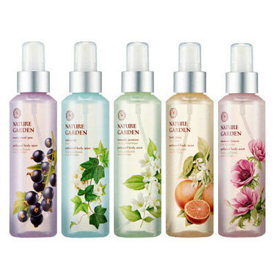 [The Face Shop] Nature Garden Perfumed Body Mist 155ml ( 5Type )