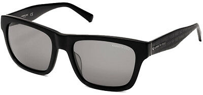 fcf33081e3 Kenneth Cole New York Men s Square Sunglasses w  Smoke Flash Lens - KC7220  02C