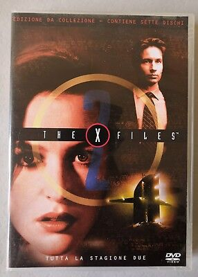 X files Stagione 2 DVD