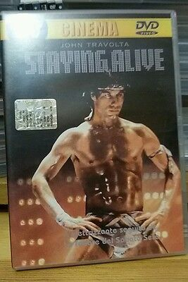 Staying Alive (1983) DVD