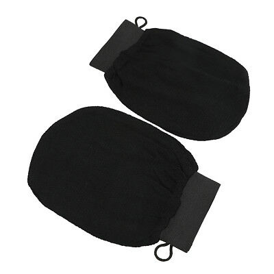 Black Moroccan Hammam Scrub Mitt,magic Peeling Glove,exfoliating Bath Gloves  UP