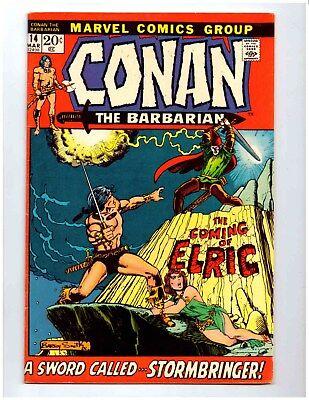 CONAN THE BARBARIAN #14 to #24 Set of 11 * Marvel Bronze Lot * Run is 7.5-9.2