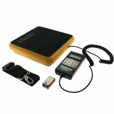 Fieldpiece SRS1 Lightweight Refrigerant Scale with Padded Case 0-110 lbs