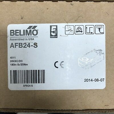 Belimo AFB24-S Electric Damper Actuator