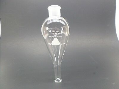 NEW PYREX STUDENT FUNNEL 125mL 6406-125FO