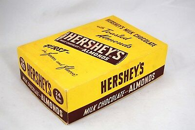 Vintage Hershey's Candy Box