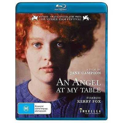 An Angel At My Table (Blu-ray, 2019) (Region B) New Release
