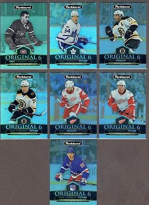 2018-19 Parkhurst Hockey Original 6 Insert **YOU PICK** Pack Fresh