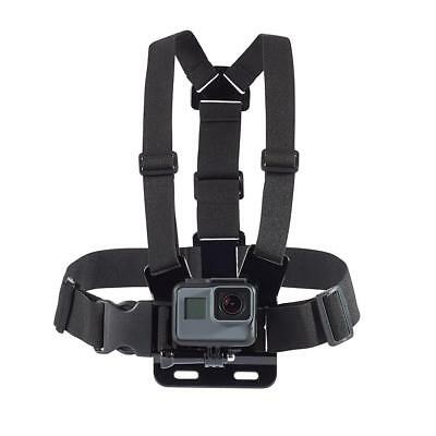 Elastic Adjustable Chest Strap Harness Mount for GoPro HD Hero 1/2 3/3+ 4 Camera
