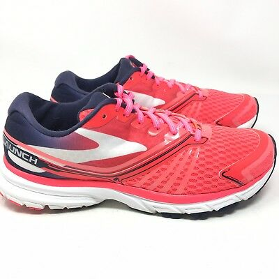 2879cb982c2 Brooks Launch 2 DNA Pink Running Shoes Sneakers Women s Size 8.5 M