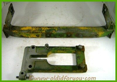 AM2852T M60T * John Deere M MT MC MI Upper Radiator Support w/ Bonus Fan Bracket