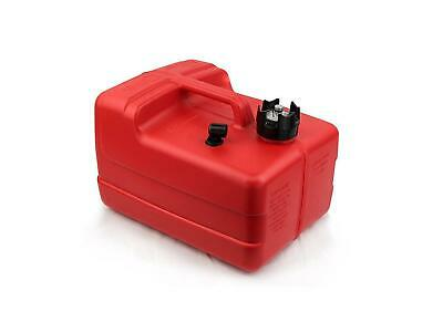 Five Oceans 3 Gallon Fuel Tank/Portable low-permeation with Gauge - BC 4129
