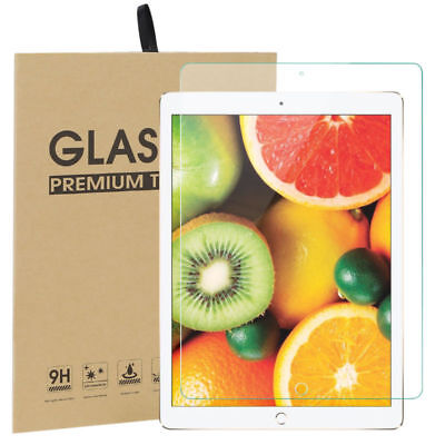 "2X HD 9H Tempered Glass LCD Screen Protector For iPad 9.7"" 2018 6th A1893 A1954"