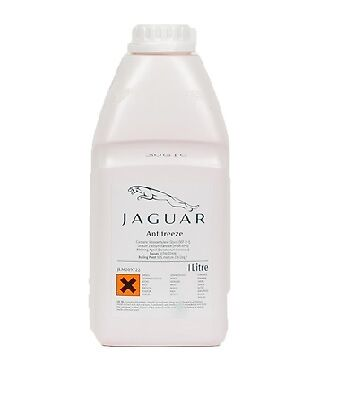 Jaguar Coolant 1 Litre Antifreeze - Jlm204042