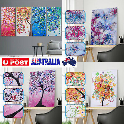 Special Shaped Diamond Painting DIY 5D Partial Drill Cross Stitch Kits Crystal i