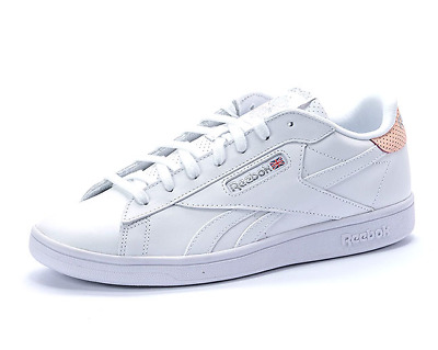 43294ad2ae0 Reebok Fashionable Sneakers NPC UK PERF POP CM8907(White) CM8908(Black)