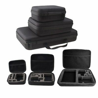 Shockproof Carry Case Storage Protective Bag Box for GoPro Hero 1 2 3 3+ 4  SU