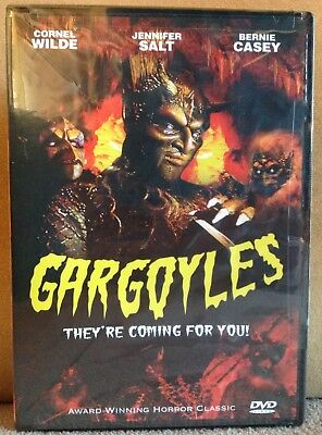 Gargoyles (DVD, 2011) / FACTORY SEALED / CHAPTERS INSIDE / RARE